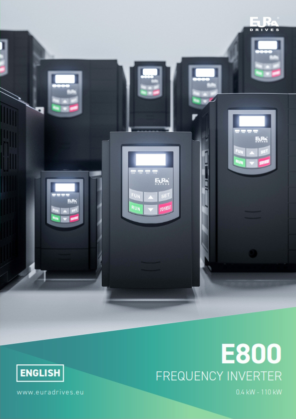EN - EURA E-800 Product cataloge